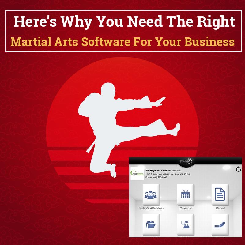 Martial Arts Student Management