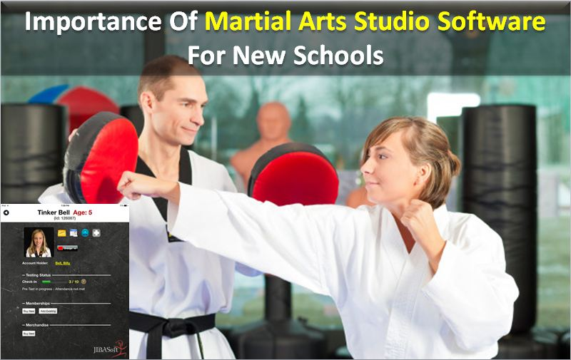 Martial Arts School Management Software