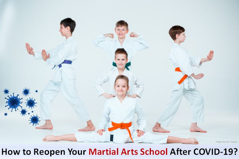 Martial arts school management