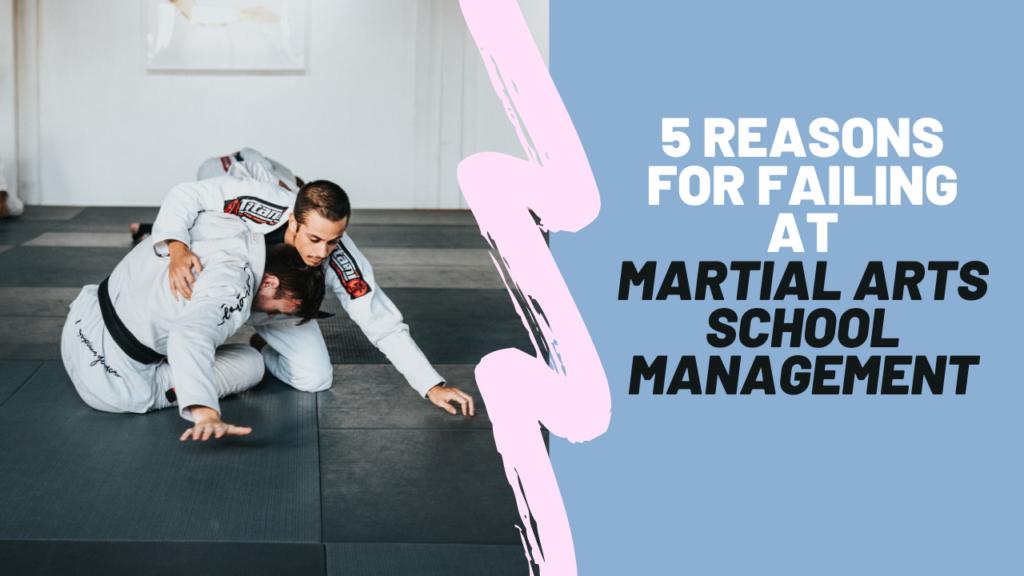 martial arts school management software