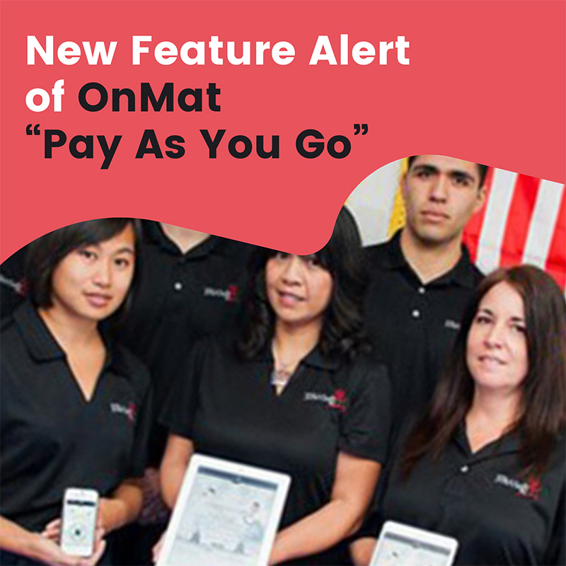new feature OnMat JIBASoft