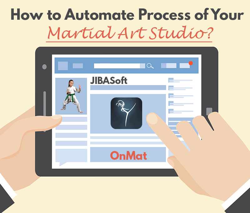 Martial Arts Studio Software