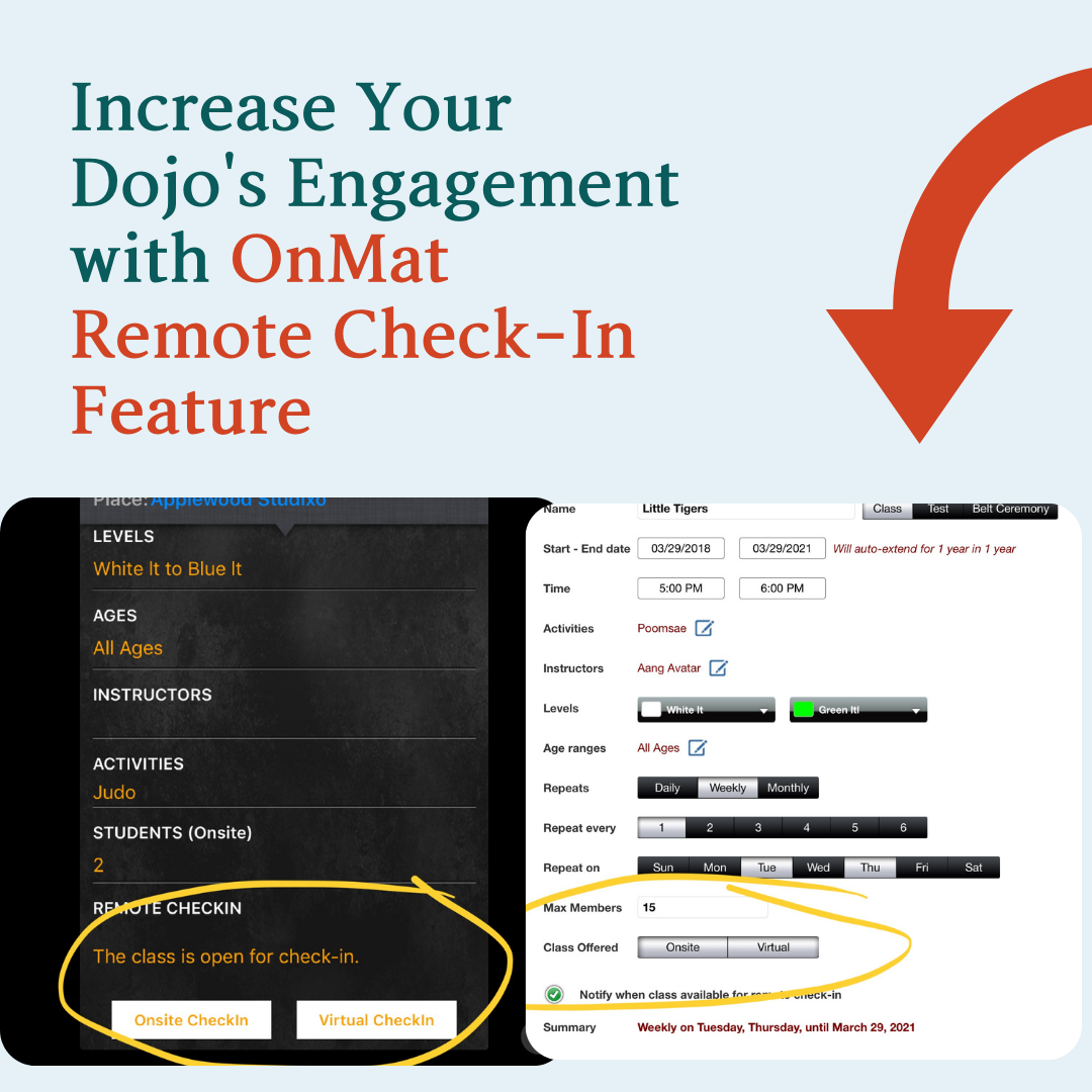 dojo management software