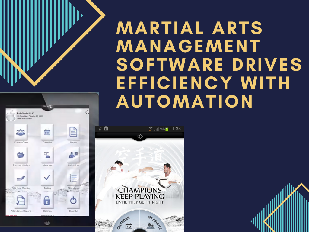 martial arts management software