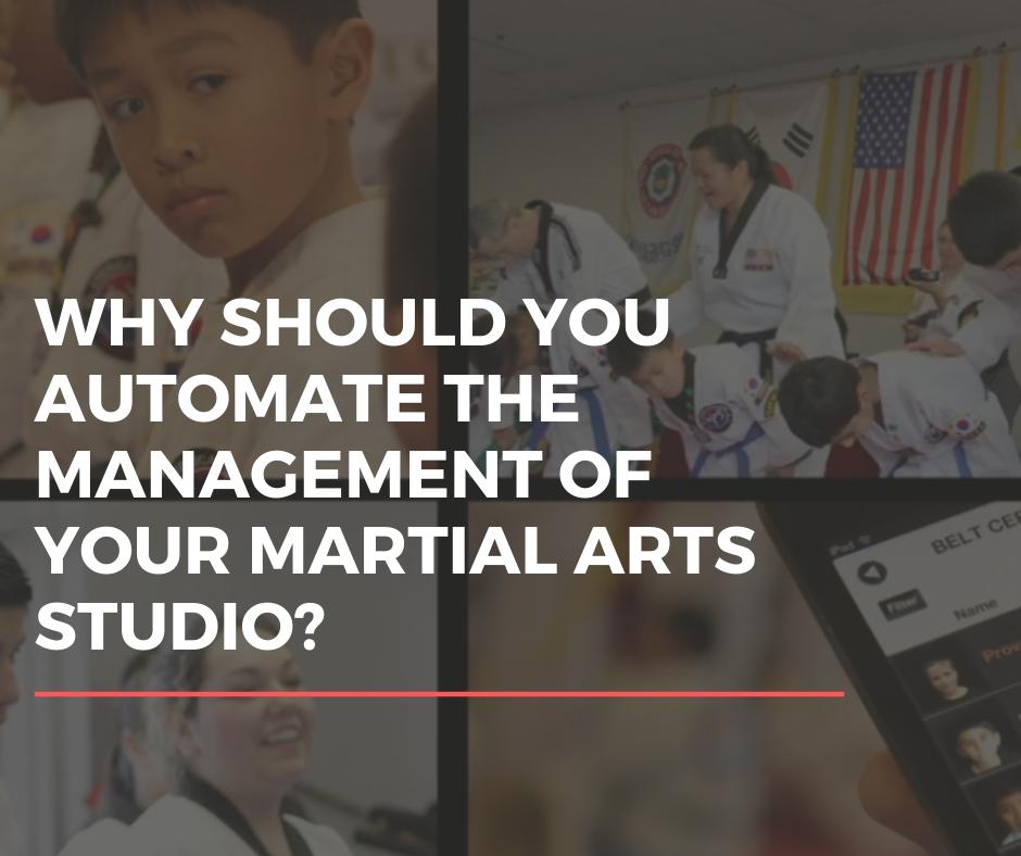 Martial Arts Members Management Software