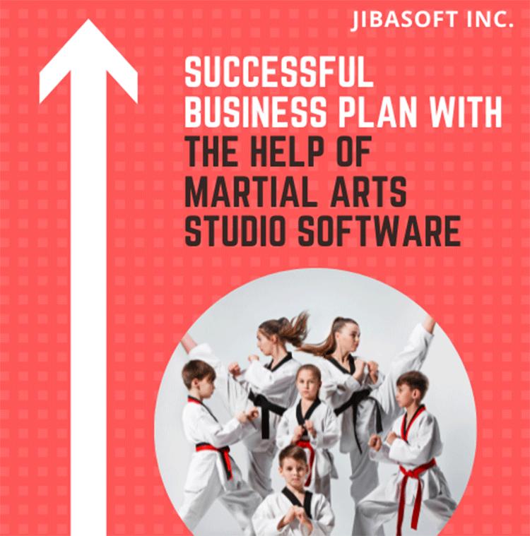 Martial Arts Studio Software