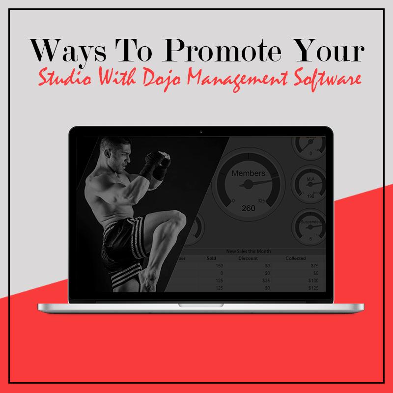 Dojo Management Software